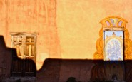 Colors and Shadows of Santa Fe