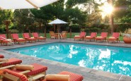 Pool Area Inn and Spa Loretto