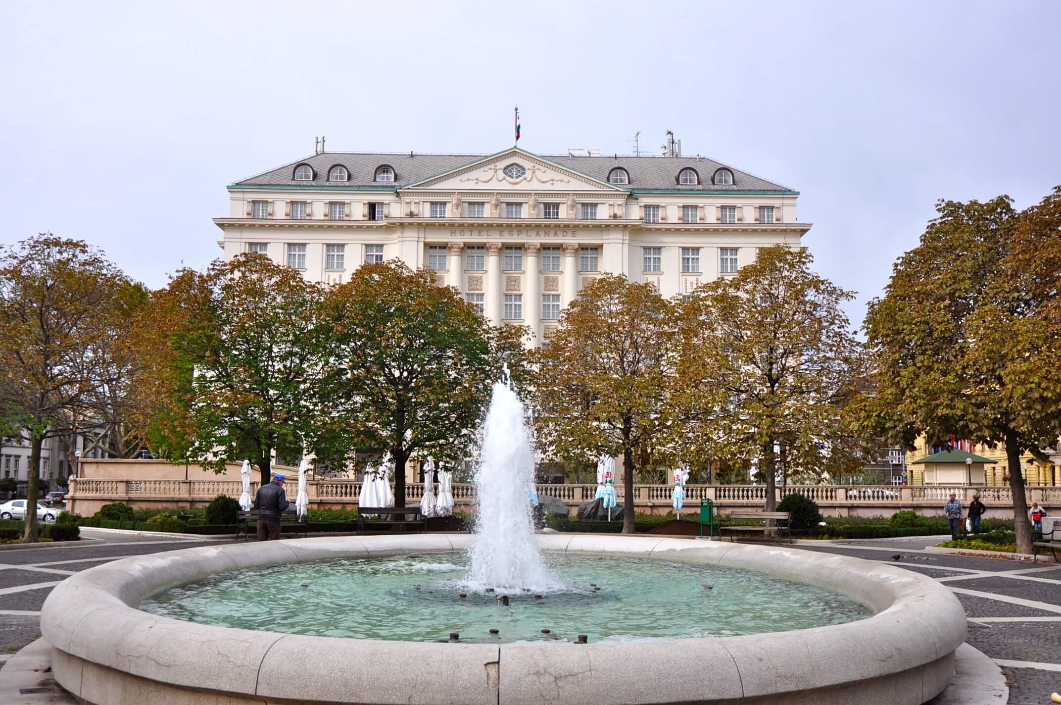 The Regent Esplanade Hotel