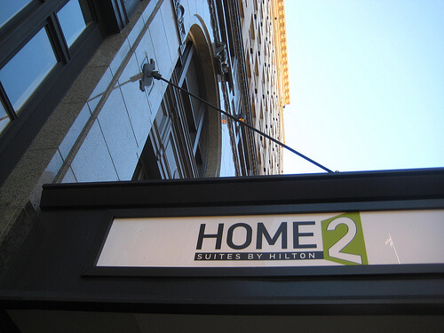 """Home2 Suites San Antonio"""
