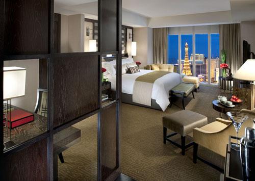 """Mandarin Las Vegas premier room"""