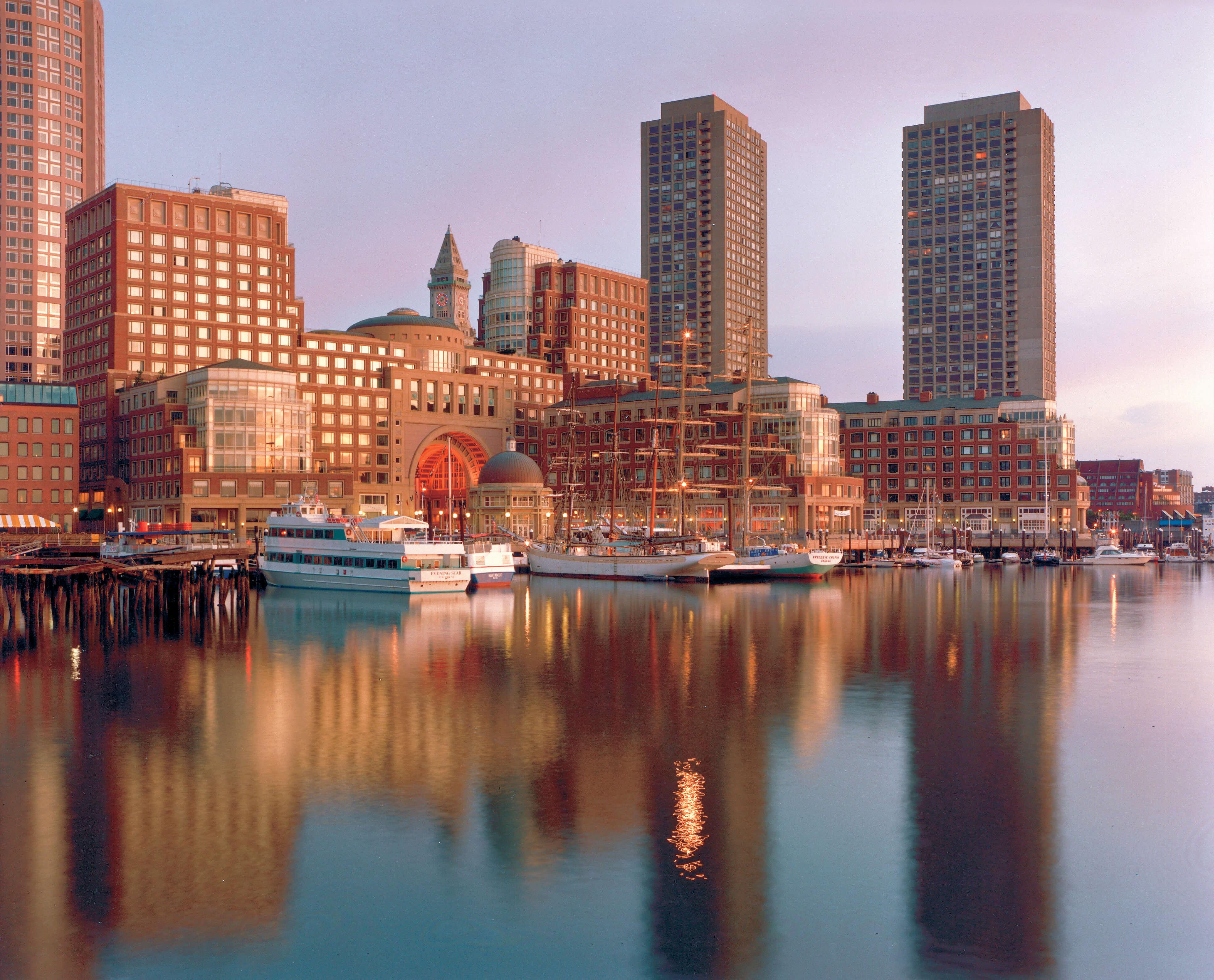 Rooms: Boston Harbor Exterior_views006