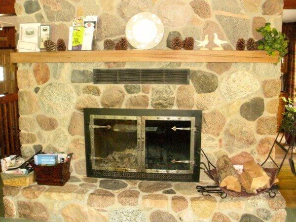 Dove Nest Fireplace