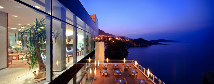 All Rooms With A View    (photo courtesy of the hotel)