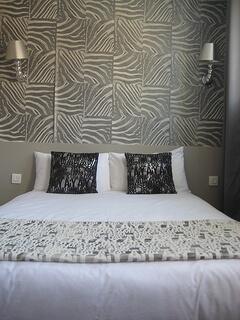 """""""St. Sernin hotel room"""""""