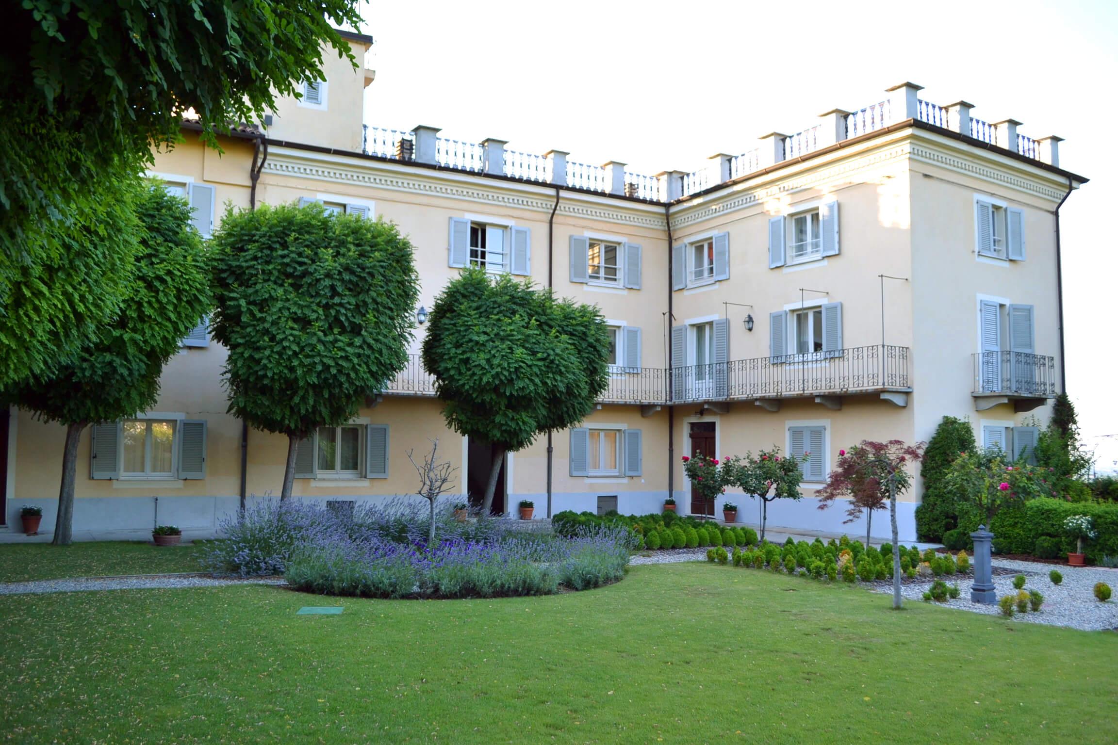 La villa exterieur for Exterieur villa