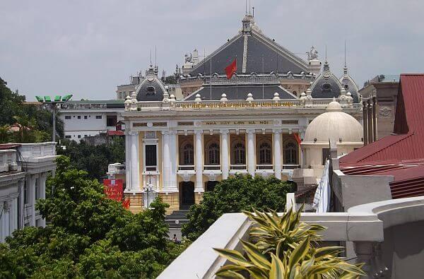 Hanoi design hotel