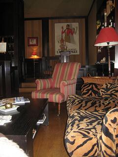 """Hotel des Beaux Arts Lobby"""