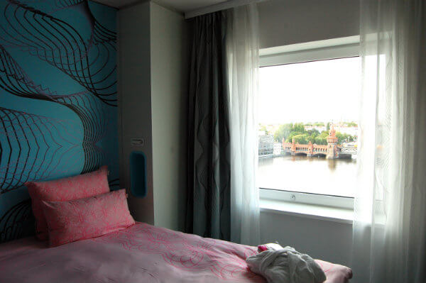 nhow Hotel room