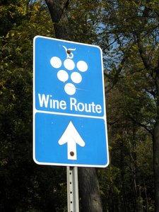 Ontario wine route, Canada
