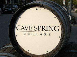 Cave Spring Cellars, Jordan, Ontario, Canada