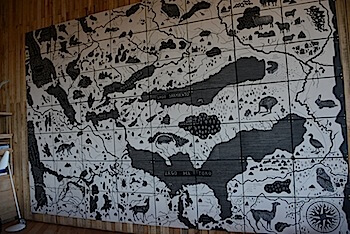 Tierra Patagonia map