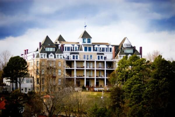 Crescent Springs Hotel One Of The Most Haunted In U S