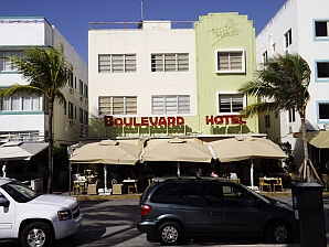 South Beach cheap hotel
