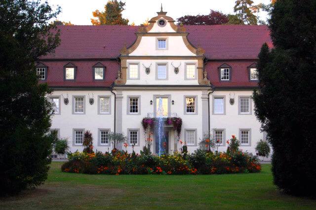 Wald & Schlosshotel Friedrichsruhe in Zweiflingen, Germany