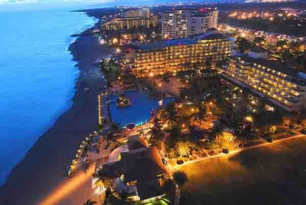 Puerto Vallarta's CasaMagna Resort is just a few hours from San Francisco