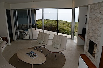Southern Ocean Lodge room