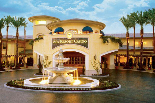 The california resort and casino luisiana casino