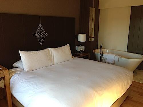 Andaz Napa room