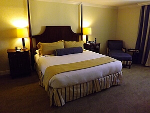 Weston golf resort room