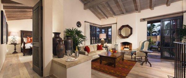 Rancho Valencia Resort, 1 Bedroom Suite, San Diego, California