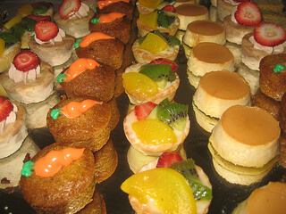 Pueblo Bonito Emerald Bay desserts