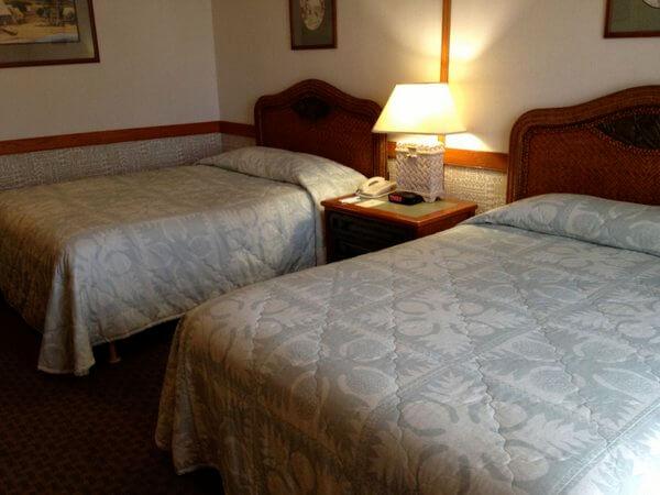 Standard room, Ka'anapali Beach Hotel, Maui