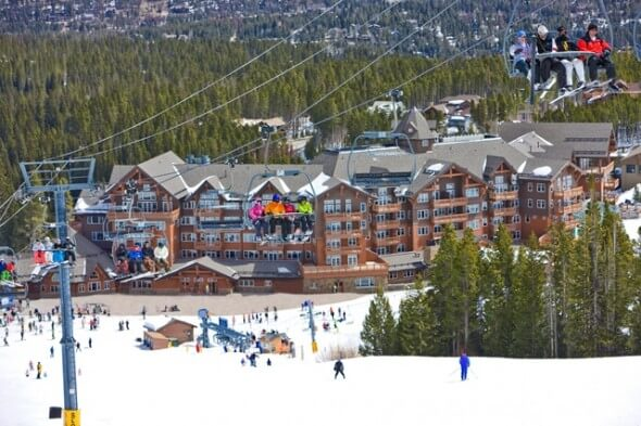 Luxury accommodations at One Ski Hill Place, Breckenridge
