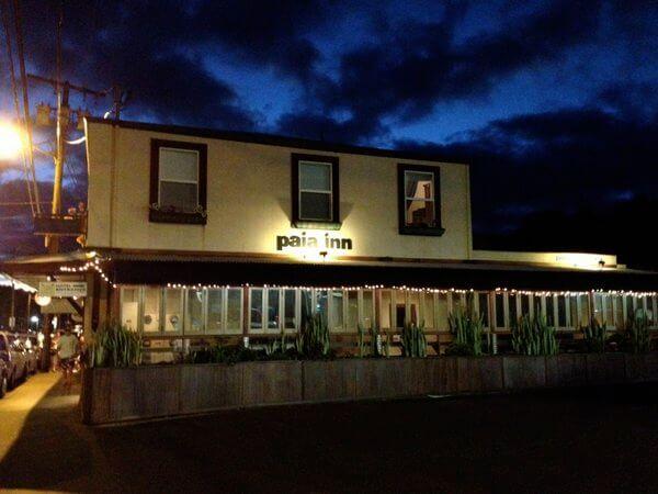 Exterior, Paia Inn, Maui, Hawaii