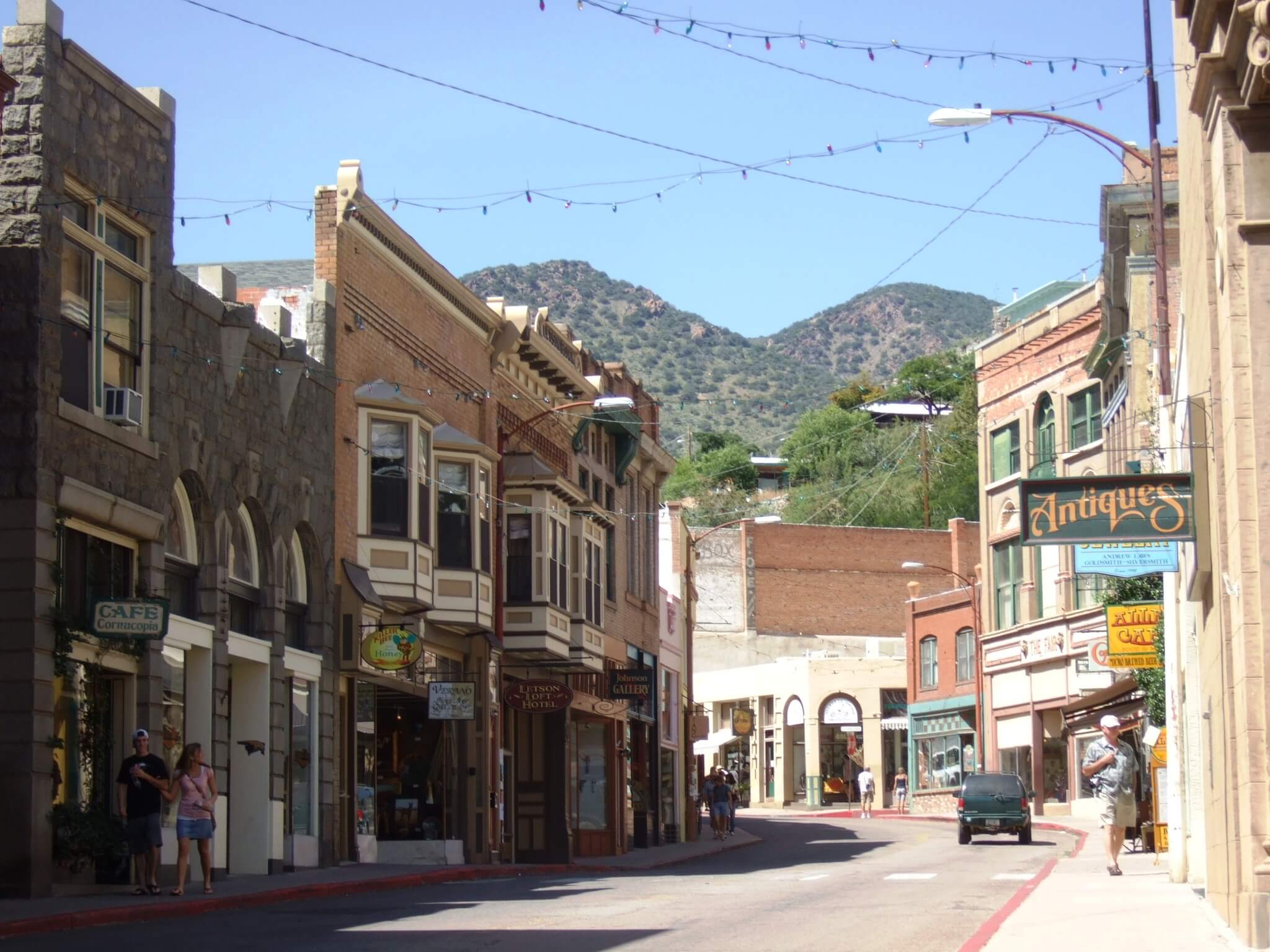 Bisbee Az Bed And Breakfast Lodging