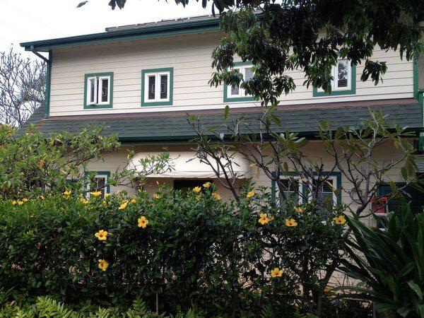 Vagabond's House, Old Wailuku Inn, Maui, Hawaii IMG_1548