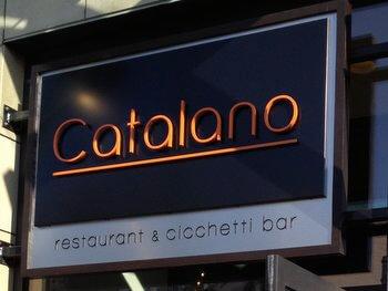 Catalano Restaurant Magnolia Hotel