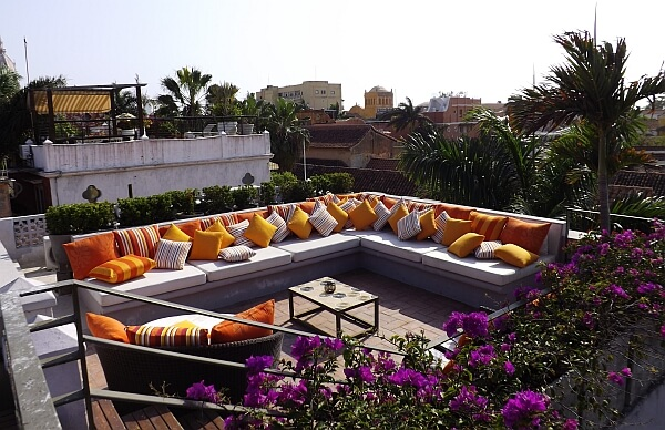 Boutique hotel Cartagena