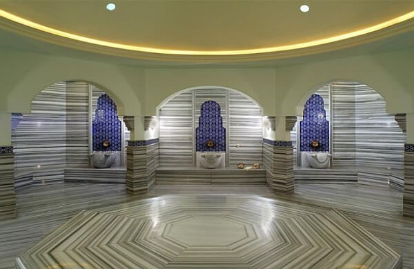 Turkish Bath Ankara