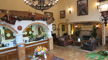 best western casa grande lobby