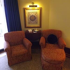 Istanbul hotel room