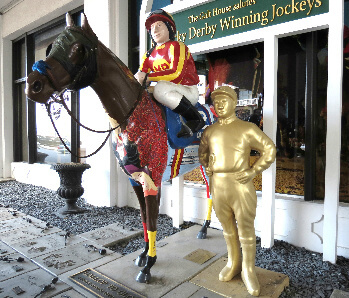 """Gallop to Glory"" Kentucky Derby Jockey Tribute"
