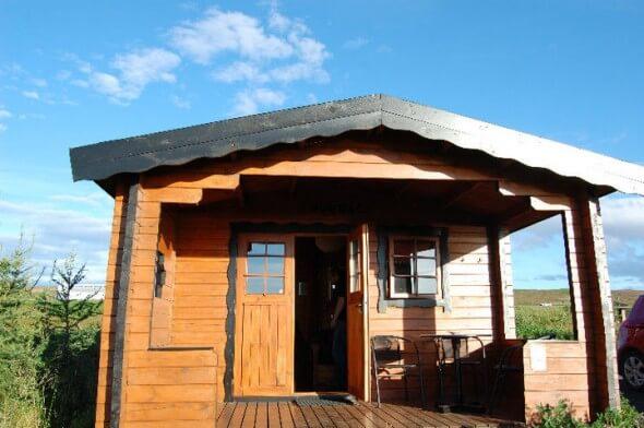 A one-bedroom cottage at Kaldbaks-Kot
