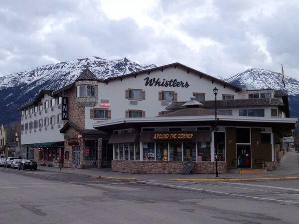 Whistler's Inn, Jasper National Park, Jasper, Alberta, Canada