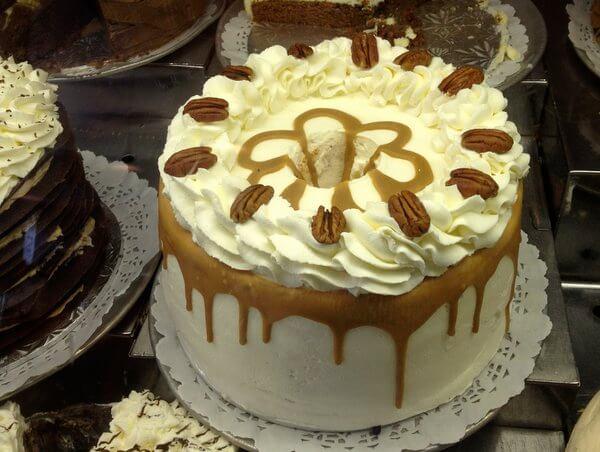 Shmoo torte, Winnipeg, Manitoba, Canada