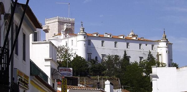 Alentejo castle hotel