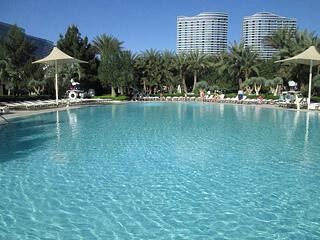 Aria Resort pool