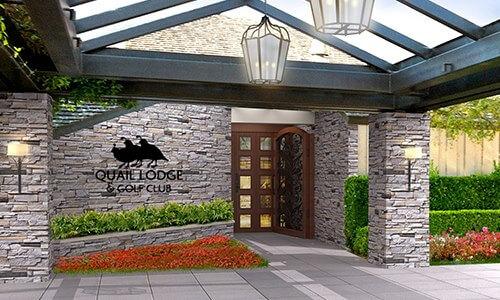 Quail Lodge, Carmel Valley, CA