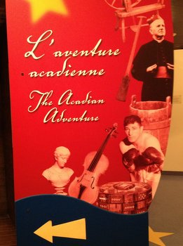 Acadian Museum Moncton New Brunswcik