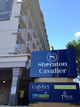 Exterior, Sheraton Cavalier Saskatoon, Saskatchewan, Canada