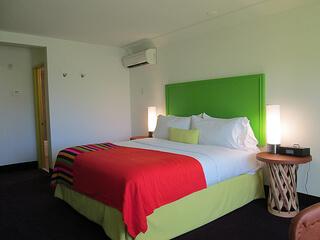 Saguaro hotel room