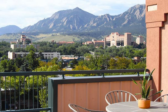 The Boulder Marriott