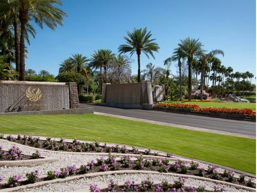 Entrance to The Phoenician