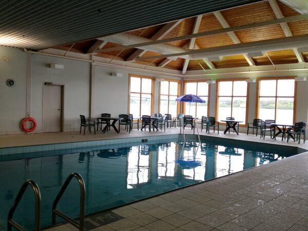 Pool, Rodd Miramichi River Hotel, Miramichi, New Brunswick