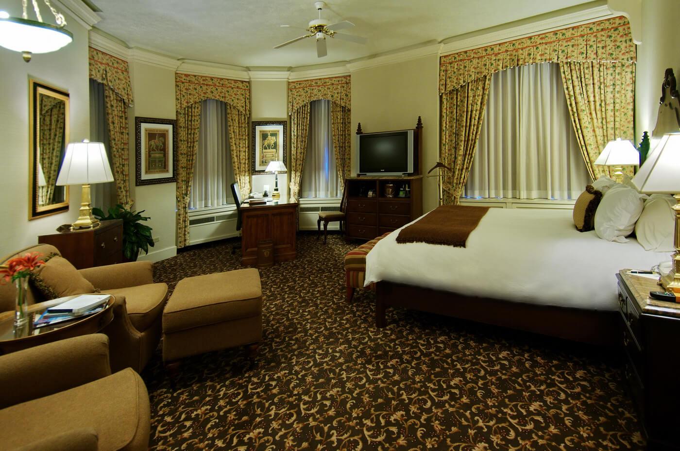 Denver S Historic Brown Palace Hotel Amp Spa